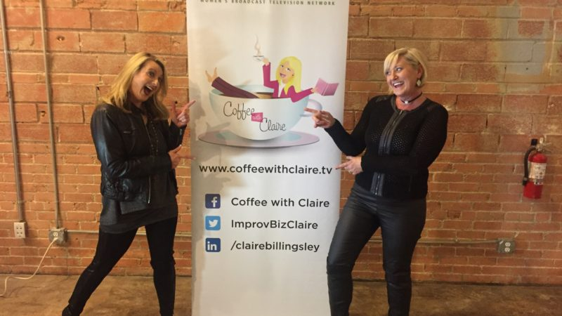 Claire and Jayne banner